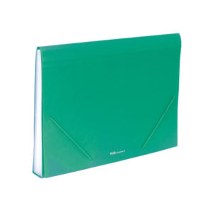 Carpeta clasificadora Plus Office A4 Verde