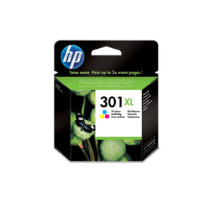 Tinta HP 301 XL Color