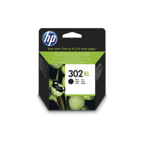 Tinta HP 302 XL Negro