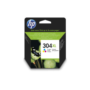 Tinta HP 304 XL Color